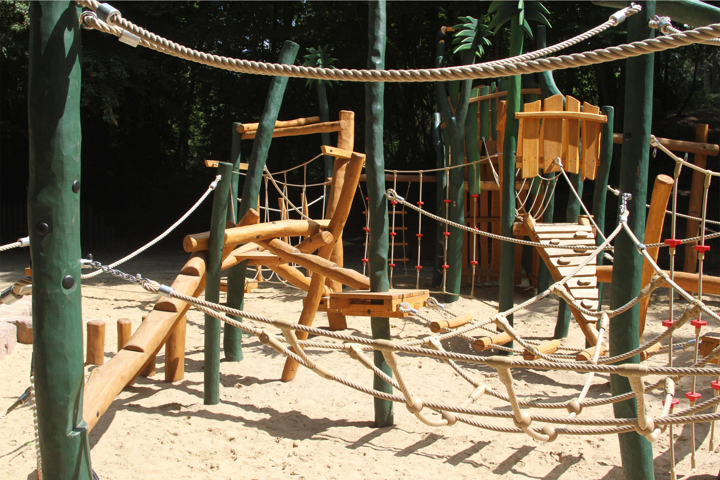 Kinderspielplatz Wiesental in Bochum